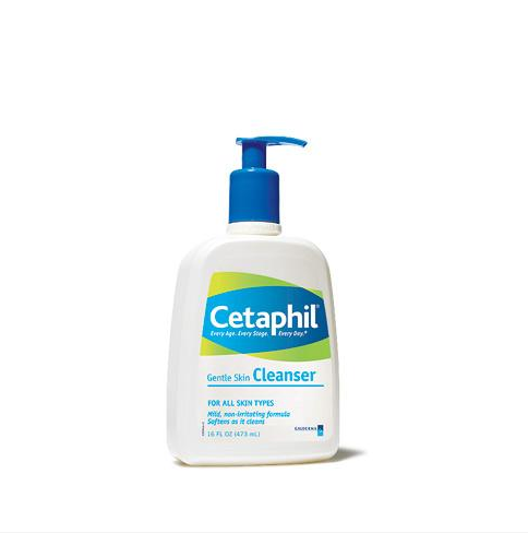 Real Simple Magazine Names Cetaphil Gentle Skin Cleanser in its list of The Best Beauty Product of All Time